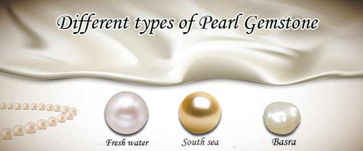 Different Types of Pearl Gemstone