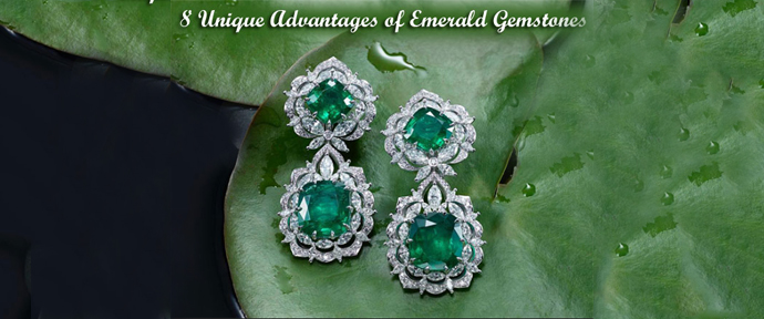 8 Unique Advantages of Emerald Gemstone