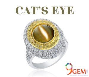 Cats Eye Ring