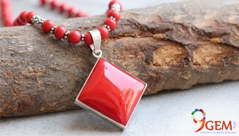 Red Coral Gemstones to Overcome Your Fear of the Worst (Feature)