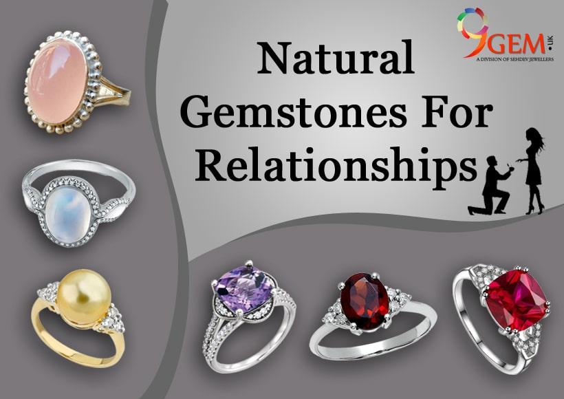 Natural Gemstones For Relationships