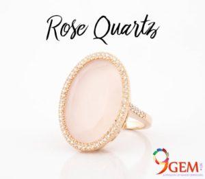 Rose Quartz Gemstone