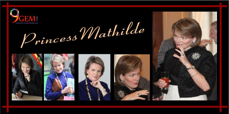 Princess Mathilde