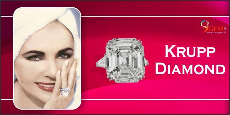 The Krupp Diamond